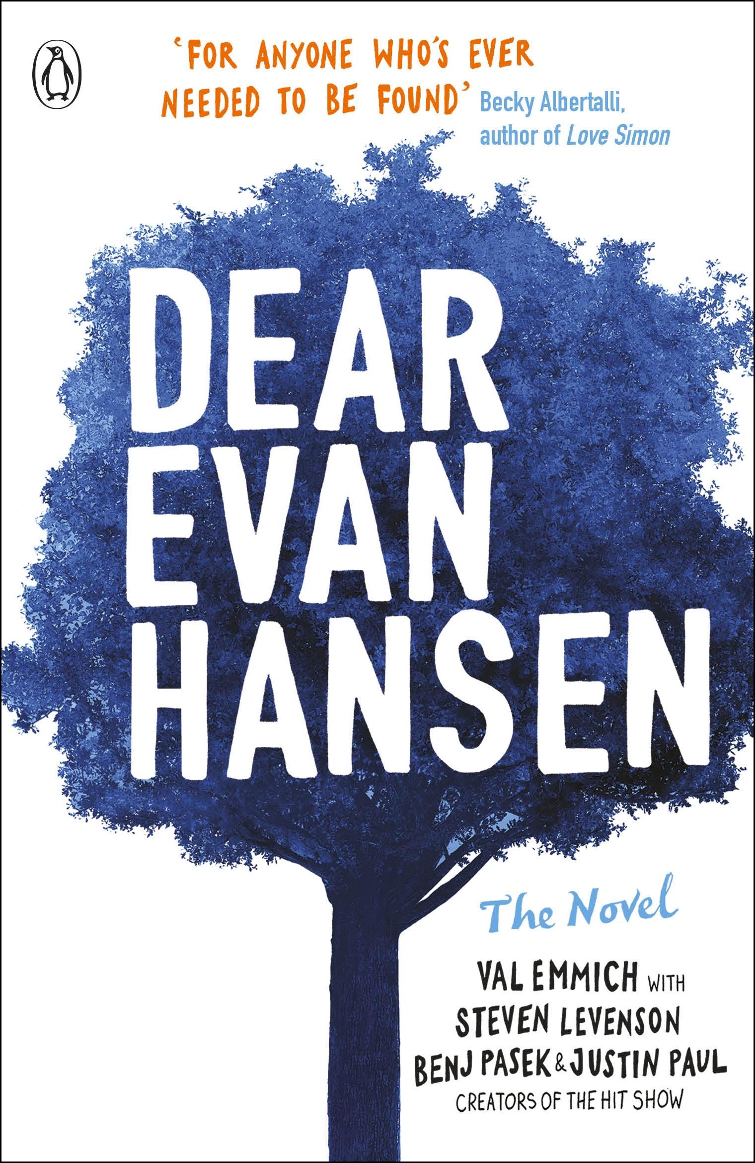 Dear Evan Hansen (15+)