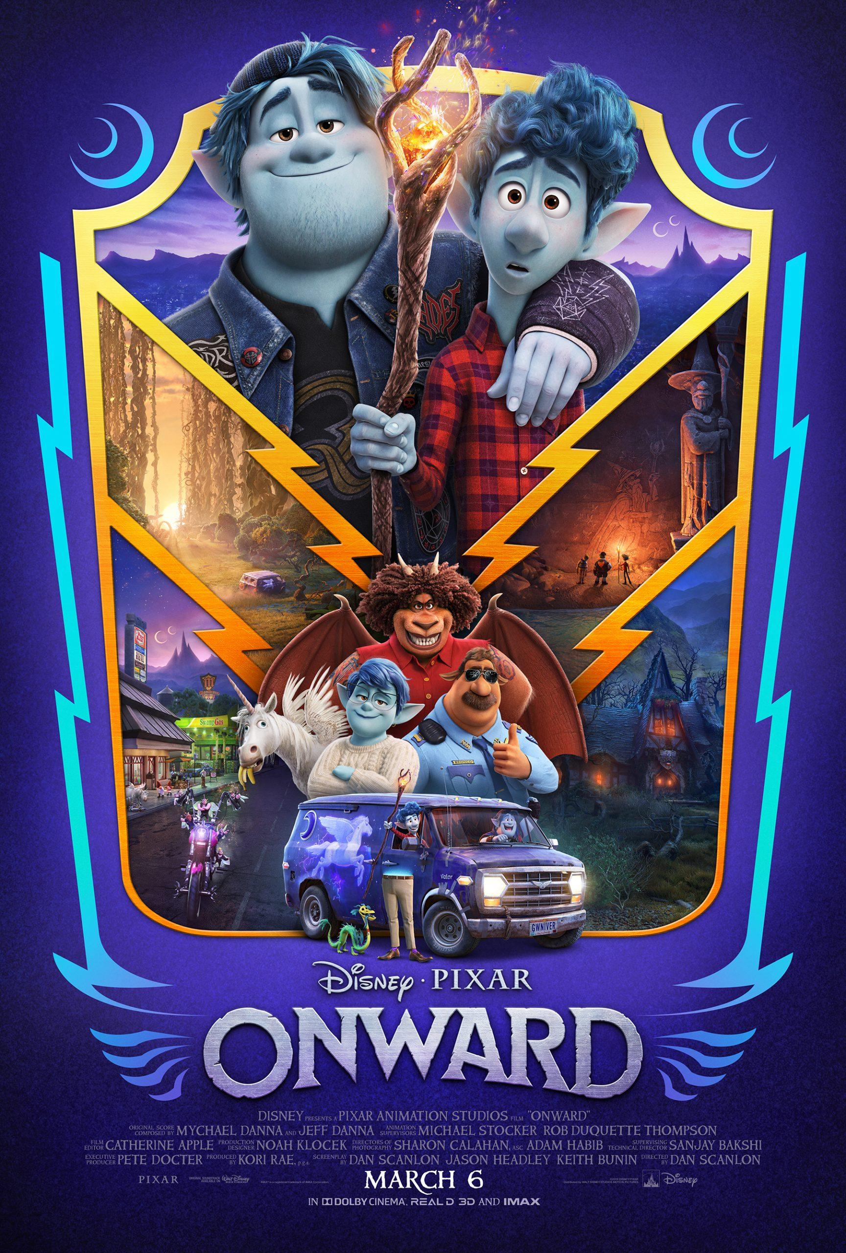 Onward (PG)