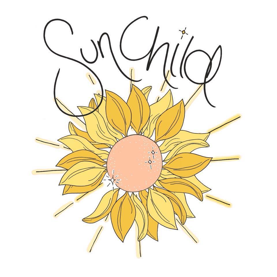 Sunchild Colouring Book