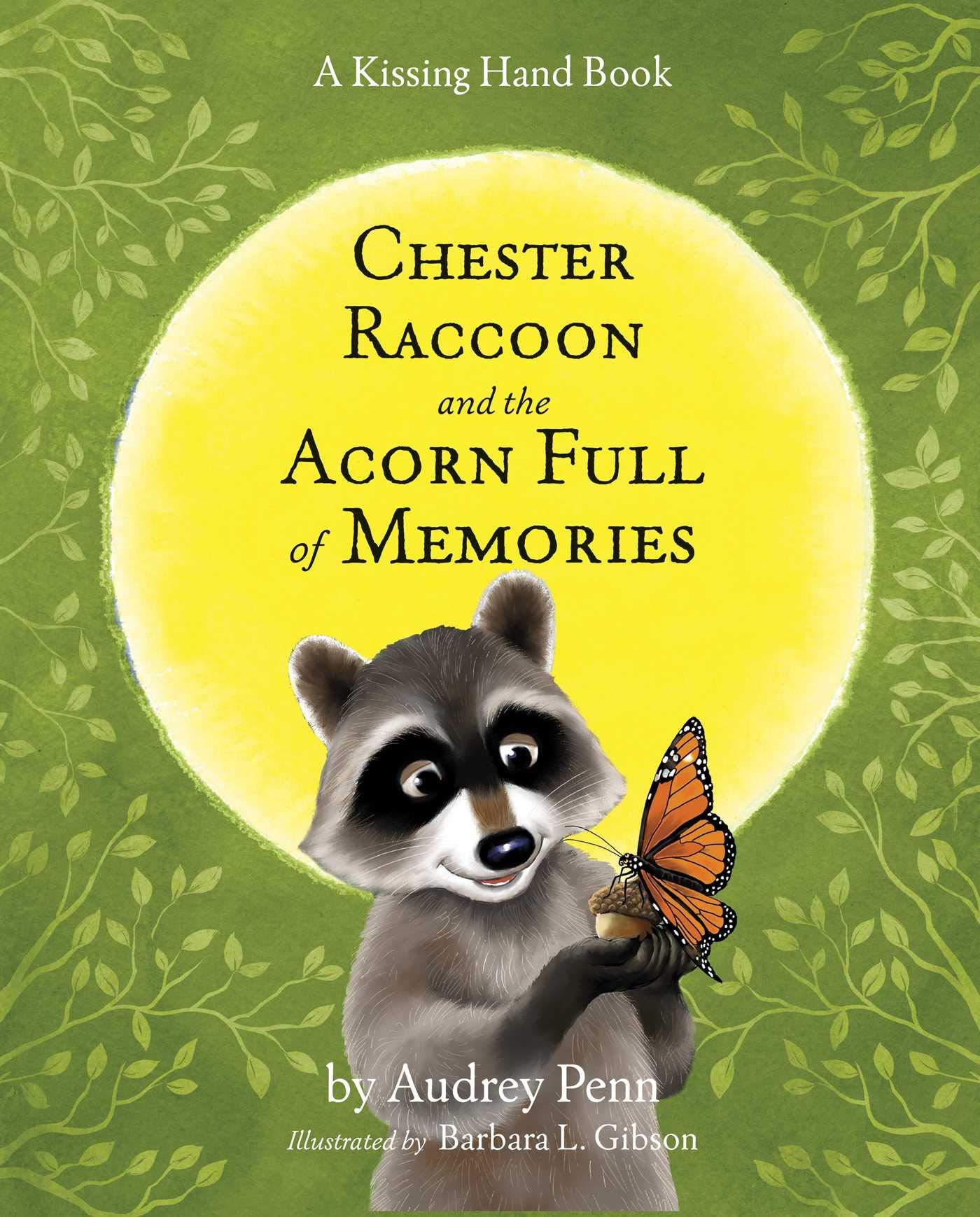 Chester Raccoon & The Acorn Full of Memories (3+)